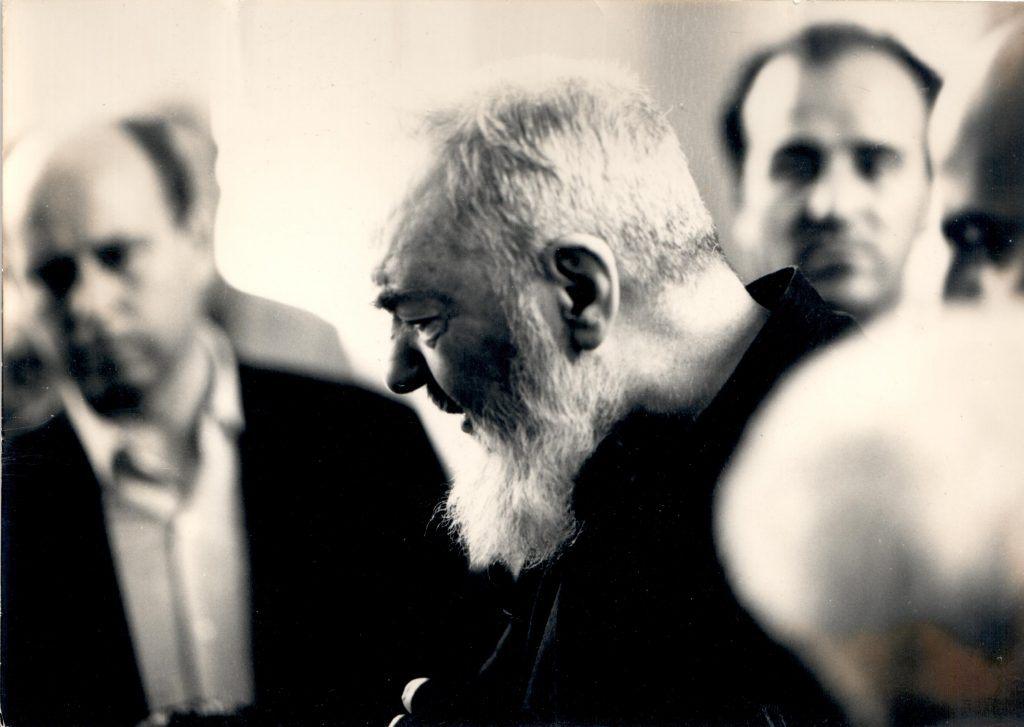 Biography Padre Pio Foundation Of America